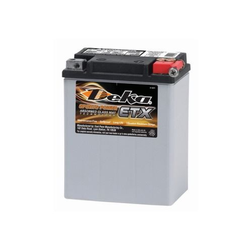 Deka ETX15L Power Sport Batterie, 14Ah