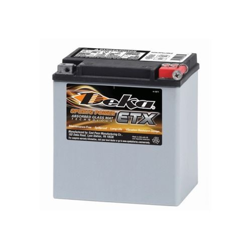 Deka ETX30L Power Sport Batterie, 28Ah
